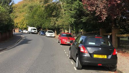 The parking pilot will inform where on-street parking will and won't be allowed in Suffolk going for