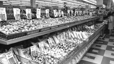 When Woolies sold bulbs and other gardening supplies. This is from October, 1972 Picture: ARCHANT