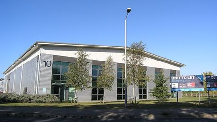 10 Easter Park, Colchester has been let to a Dutch bakery ingredients manufacturer. Picture: NEWMAN