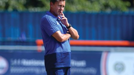 Paul Hurst made it clear he expected a lot more from his players after they started pre-season with