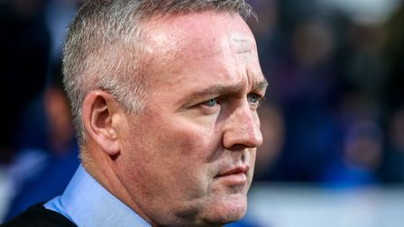 Paul Lambert has signed five players this month. Photo: Steve Waller