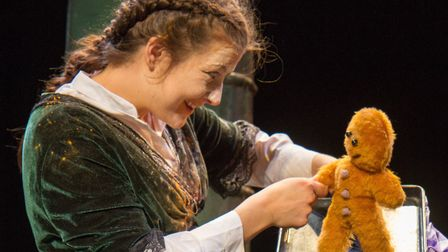 The Gingerbread Man is coming to the Theatre Royal in Bury St Edmunds Picture: MARK MORREAU
