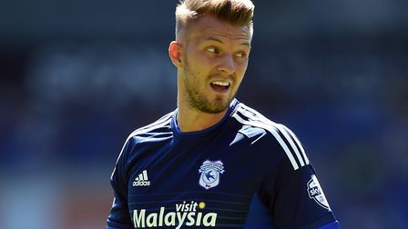 Anthony Pilkington is a transfer target for both Ipswich and Wigan. Picture: PA