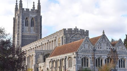 Campaigners will march through the village of Long Melford on Sunday, December 20 Picture: NICK BUT
