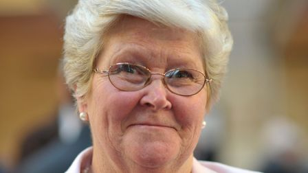 Jennie Jenkins, chairman of the Suffolk Public Sector Leaders group, said it was disappinting Suffol