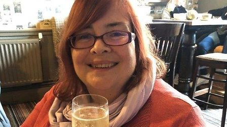 Police are appealing for help to find Joanne Bytham Picture: SUFFOLK CONSTABULARY