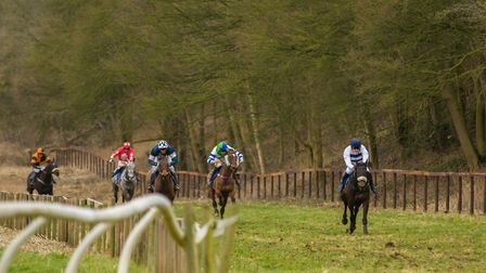 Racing goes at Ampton this weekend. Picture: GRAHAM BISHOP PHOTOGRAPHY