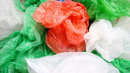 The levy for purchasing a plastic bag is expected to rise to 10p in 2020. GettyImages