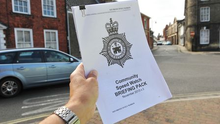A maximum of two letters will be sent to offenders Picture: NICK BUTCHER