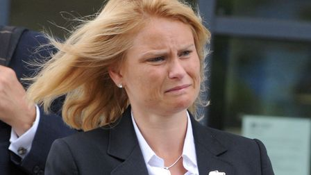 Suzanne Harrison pleaded guilty to a series of child sex offences in August 2011 Picture: SU ANDERSO