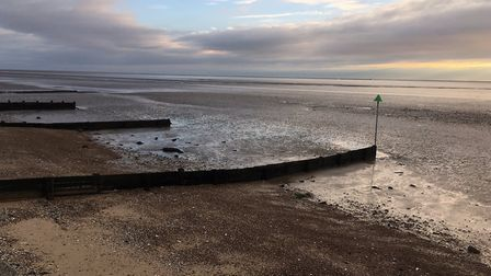 The scene at Shoeburyness, just before the start of last Saturday's Southend parkrun. Picture: CARL
