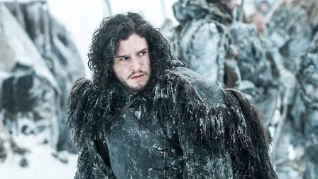 Game of Thrones Jon Snow. Picture: SUPPLIED
