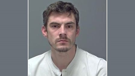 Bird, 34, was given a 28 month prison sentence for trying to rob Greggs in Ipswich's Whitehouse Road