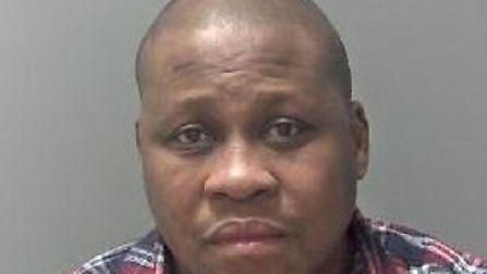 Promise Moyo was jailed after being caught over four-times the drink-drive limit Picture: SUFFOLK C