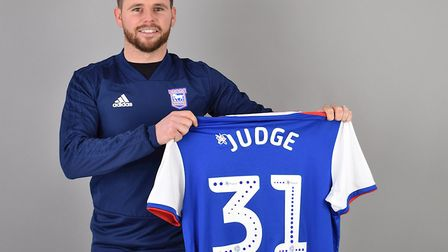 Alan Judge could make his Ipswich Town debut at Blackburn Rovers - the club where he started his car