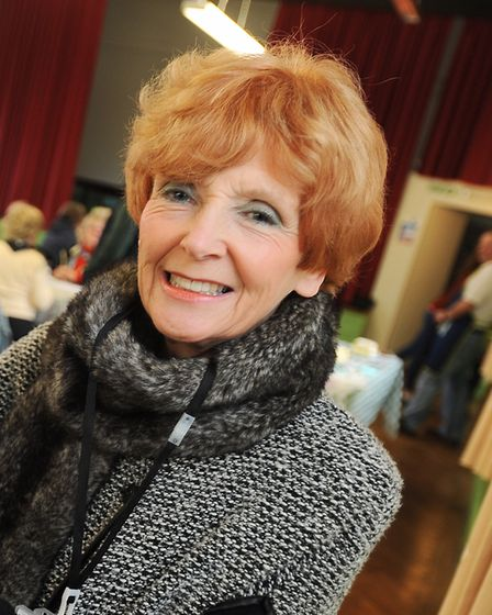 Susan Glossop welcomed the news of the projects. Picture: GREGG BROWN