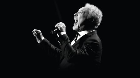 Tom Jones will be performing in Colchester in July 2019. Picture: TOM DYMOND