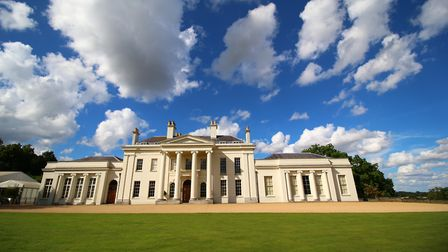 Hylands House, just outside Chelmsford in Essex. Picture: CHLEMSFORD CITY COUNCIL