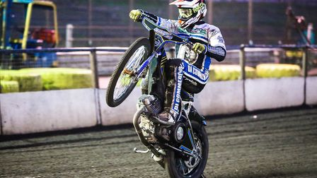 The Ipswich Witches will be returning to the track in March. Picture: Steve Waller