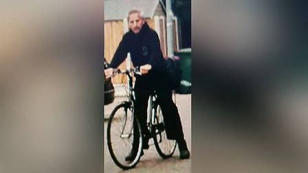 Police are looking to speak to this man after a woman was assaulted in Witham Picture: ESSEX POLICE