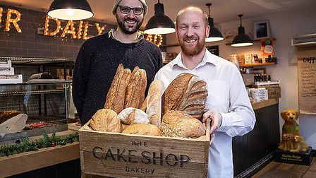 The Cake Shop is a finalist for East of England Co-Operative's Producer of the Year Picture: RAE SHI