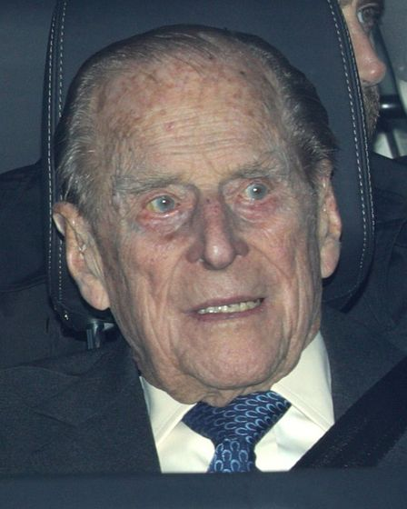 The Duke of Edinburgh, pictured here in December 2018. Picture: Aaron Chown/PA Wire File p
