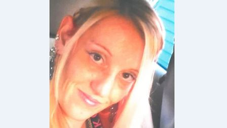 Sonya Colton, 29, from Stoke Ash, died in a single vehicle collision in Thorndon near Eye on Decemb