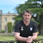 Alan Lee says Town still have a fighting chance of survival Picture: SARAH LUCY BROWN
