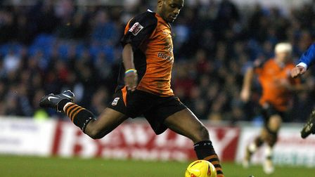 Darren Bent scored in the 90th minute as Town drew 1-1 with Reading in 2005