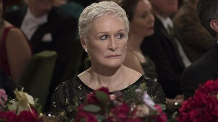 """Glenn Close in a scene from """"The Wife."""" On Tuesday, Jan. 22, 2019, Close was nominated for an Osca"""