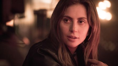 """Lady Gaga in a scene from the latest reboot of the film, """"A Star is Born."""" On Tuesday, Jan. 22, 201"""