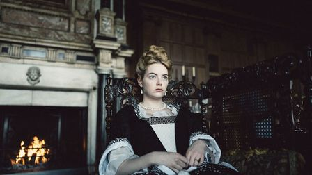 """Emma Stone from the film """"The Favourite."""" On Tuesday, Jan. 22, 2019, Stone was nominated for an Osca"""