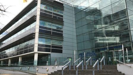 Suffolk County Council has been blamed for cuts to services in Ipswich, but where does the blame rea