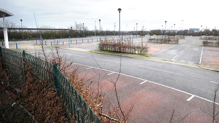 The closure of Bury Road park and ride in 2011 was a ridiculous decision. Picture: GREGG BROWN