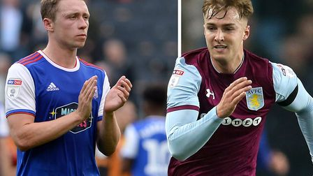 Matthew Pennington has been linked with a move to Derby while James Bree is close to joining Ipswich
