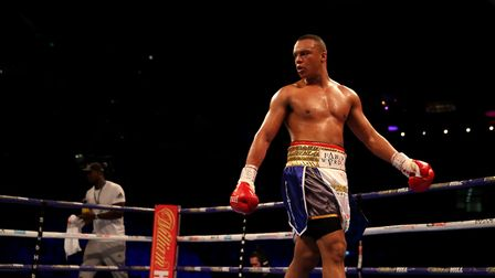 Fabio Wardley is 5-0 with four stoppages. Picture: PA SPORT