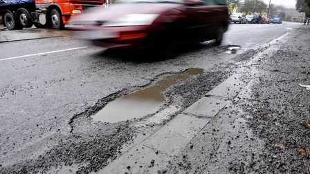 The money will go towards trialling new technology on Suffolk's roads Picture: BEN BIRCHALL/PA WIRE