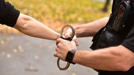 A 54-year-old man was arrested over a suspected arson attack un Lulworth Drive, Haverhill, on Januar