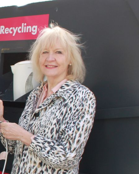 Carol Poulter, cabinet member for the green environment at Suffolk Coastal, admitted errors and dela