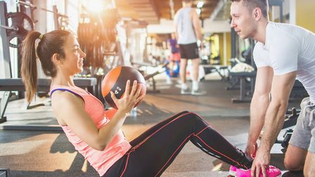 Young individuals are looking to exercise to improve their wellness PICTURE: Getty Images