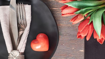 Eat out somewhere special with a loved one this Valentine's PICTURe: Getty/iStockphoto