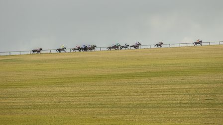 There are seven races set for Horseheath on Saturday. Picture: GRAHAM BISHOP PHOTOGRAPHY