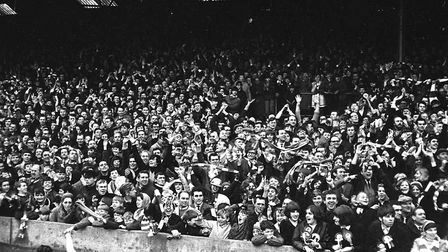 A new record 30,837 crowd witnessed Bobby Robson's first home game in charge of Ipswich at Portman R