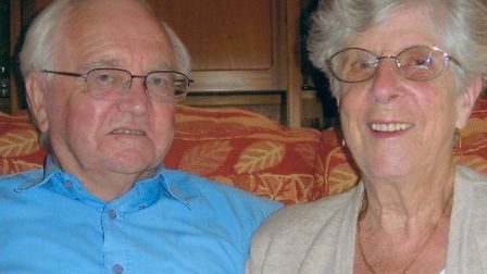 Bill and Stella Jackaman. 'They were a very devoted couple,' says daughter Marion. Before Bill moved