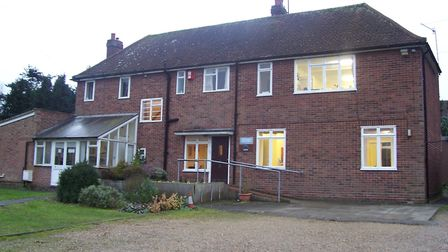 'A really big house, with big grounds' - the old Headway House in Laundry Lane, Bury St Edmunds, tha