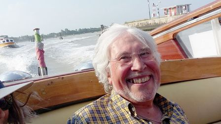 Former town and district councillor Ezra Leverett has died at 72. Picture: Leverett family