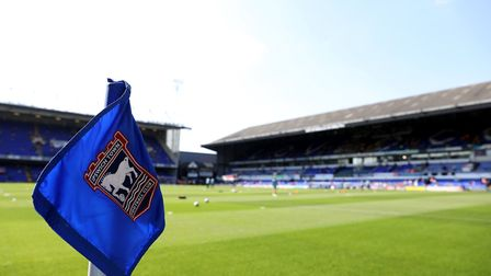 ITFC, holding county cup finals this season Photo: PA