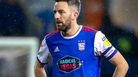 Cole Skuse wants his team-mates to show heart when they visit Norwich next weekend. Picture: STEV