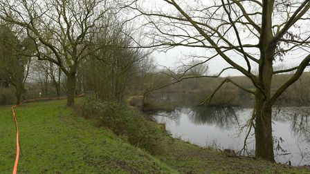 A river walkway is to be created in Bury St Edmunds in a bid to encourage more people to enjoy walki