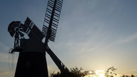 The windmill is celebrating its 200th anniversary this year Picture: THELNETHAM WINDMILL